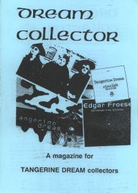 Dream Collector Was Supposed To Be An Information Source Containing A Lot Of First Hand News From The Bands Office